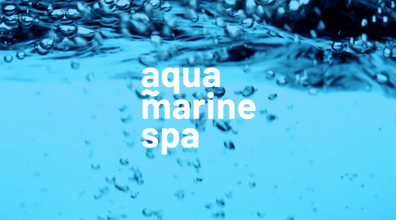 Aquamarinespa video